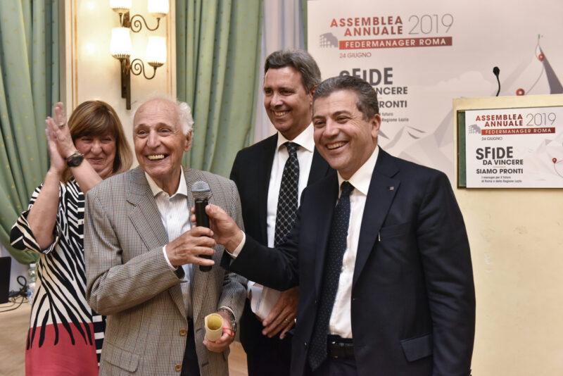 50 anni con Federmanager Roma